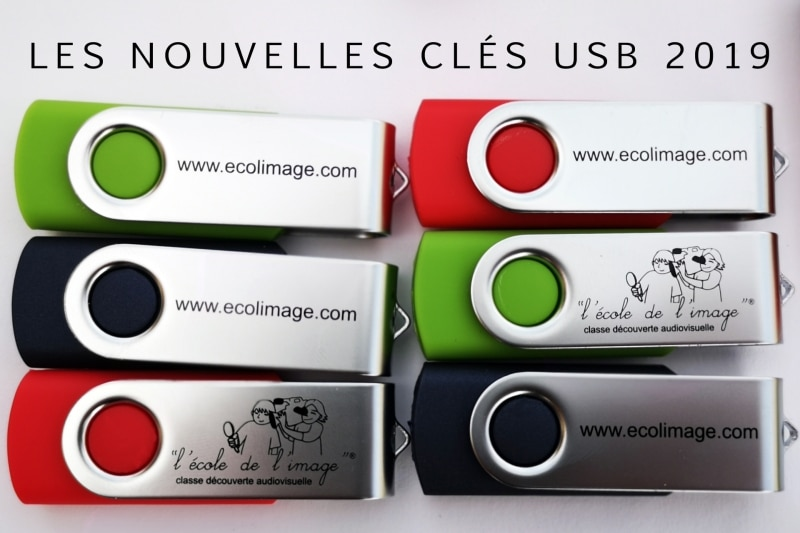Clé USB en souvenir