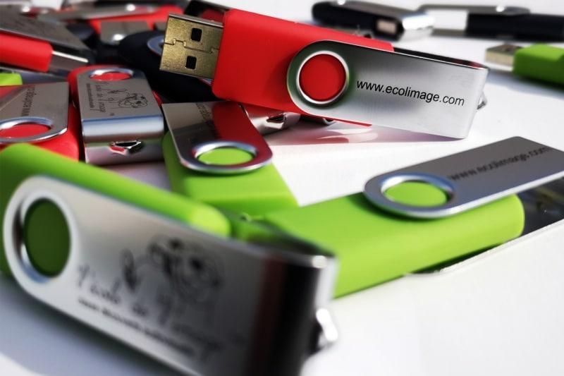 Clé USB ecolimage